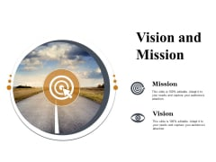 Vision And Mission Strategy Ppt PowerPoint Presentation Icon Clipart Images
