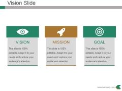 Vision Slide Ppt PowerPoint Presentation Professional Show