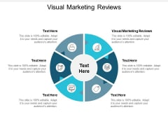 Visual Marketing Reviews Ppt PowerPoint Presentation Outline Icon Cpb