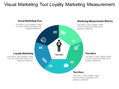 Visual Marketing Tool Loyalty Marketing Marketing Measurement Metrics Ppt PowerPoint Presentation Professional Slides