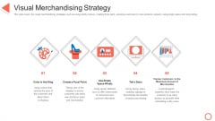 Visual Merchandising Strategy STP Approaches In Retail Marketing Themes PDF