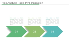 Voc Analysis Tools Ppt Inspiration