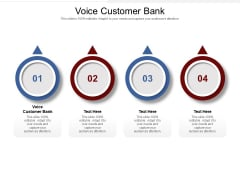 Voice Customer Bank Ppt PowerPoint Presentation Styles Portrait Cpb Pdf