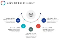 Voice Of The Customer Ppt PowerPoint Presentation Infographic Template Images