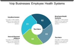 Voip Businesses Employee Health Systems Internet Payment Platform Ppt PowerPoint Presentation Slides Diagrams
