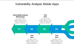 Vulnerability Analysis Mobile Apps Ppt PowerPoint Presentation File Example Cpb