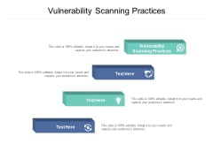 Vulnerability Scanning Practices Ppt PowerPoint Presentation Outline Designs Cpb