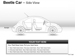 View Red Beetle Car PowerPoint Slides And Ppt Diagram Templates