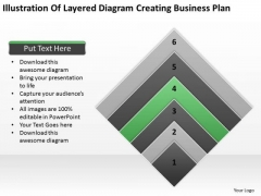 Vision Business Process Diagram Plan Ppt PowerPoint Templates Backgrounds For Slides