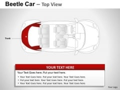Visitor Red Beetle Car PowerPoint Slides And Ppt Diagram Templates