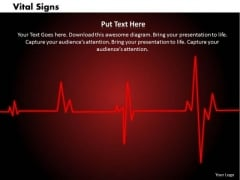 Vital Signs PowerPoint Presentation Template