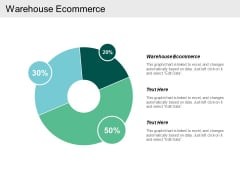 Warehouse Ecommerce Ppt PowerPoint Presentation Summary Rules Cpb