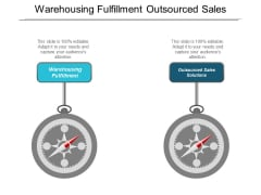 Warehousing Fulfilment Outsourced Sales Solutions Marketing Professional Organizations Ppt PowerPoint Presentation Slides Portfolio