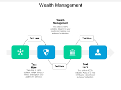 Wealth Management Ppt PowerPoint Presentation Model Show Cpb