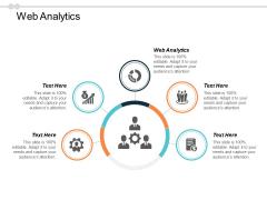 Web Analytics Ppt PowerPoint Presentation Model Influencers Cpb