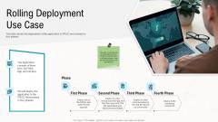 Web Application Improvement Strategies Rolling Deployment Use Case Ideas PDF