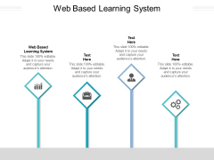 Web Based Learning System Ppt PowerPoint Presentation Slide Download Cpb Pdf