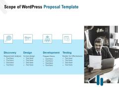 Web Based User Interface Scope Of Wordpress Proposal Ppt Portfolio Design Templates PDF