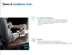 Web Based User Interface Terms And Conditions Cont Ppt Slides Skills PDF