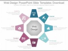 Web Design Powerpoint Slide Templates Download