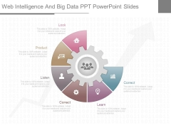 Web Intelligence And Big Data Ppt Powerpoint Slides