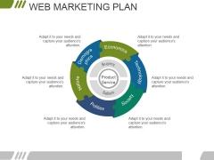Web Marketing Plan Ppt PowerPoint Presentation File Slide Download