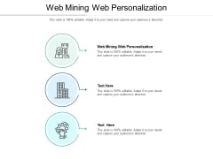 Web Mining Web Personalization Ppt PowerPoint Presentation Outline Graphics Cpb