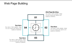 Web Page Building Ppt PowerPoint Presentation Inspiration Templates Cpb
