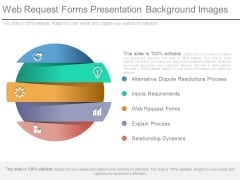 Web Request Forms Presentation Background Images