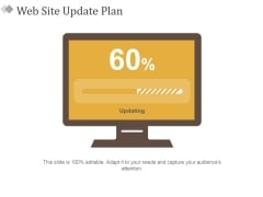 Web Site Update Plan Ppt PowerPoint Presentation Styles Gallery