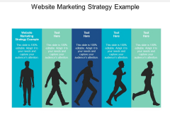 Website Marketing Strategy Example Ppt PowerPoint Presentation File Backgrounds Cpb