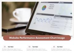 Website Performance Assessment Chart Image Ppt PowerPoint Presentation Slides Visuals PDF