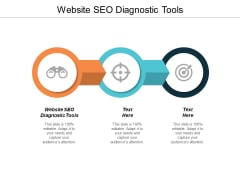 Website Seo Diagnostic Tools Ppt PowerPoint Presentation Styles Model Cpb