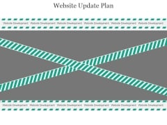 Website Update Plan Ppt PowerPoint Presentation Guide