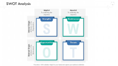 Wellness Management Swot Analysis Ppt Icon Graphics Download PDF