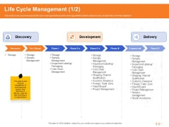 Wellness Program Promotion Life Cycle Management Delivery Ppt PowerPoint Presentation Inspiration Graphics Template PDF
