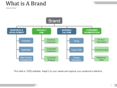 What Is A Brand Ppt PowerPoint Presentation Visuals
