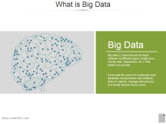 What Is Big Data Ppt PowerPoint Presentation Diagrams