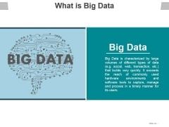 What Is Big Data Ppt PowerPoint Presentation Styles Background