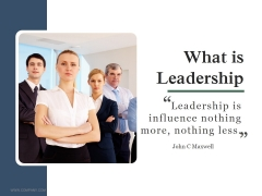 What Is Leadership Ppt PowerPoint Presentation Pictures