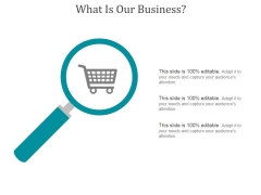 What Is Our Business Ppt PowerPoint Presentation Diagrams