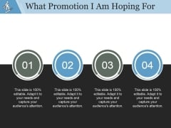 What Promotion I Am Hoping For Ppt PowerPoint Presentation Picture