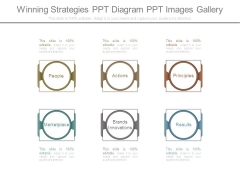 Winning Strategies Ppt Diagram Ppt Images Gallery