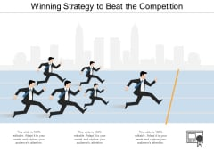 Winning Strategy To Beat The Competition Ppt PowerPoint Presentation Gallery Outline