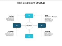 Work Breakdown Structure Ppt PowerPoint Presentation Portfolio Outfit Cpb