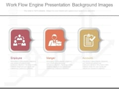 Work Flow Engine Presentation Background Images