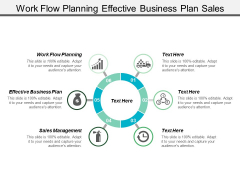 Work Flow Planning Effective Business Plan Sales Management Ppt PowerPoint Presentation Outline Show