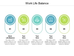 Work Life Balance Ppt PowerPoint Presentation Model Microsoft Cpb