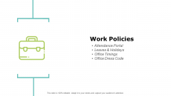 Work Policies Marketing Ppt PowerPoint Presentation Professional Examples