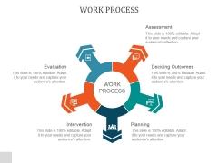 Work Process Ppt PowerPoint Presentation Slides